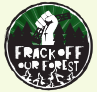 frack off our forest